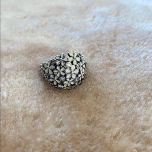 pandora ring, size 52